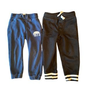 3 for $10 🔥 Baby gap and Zara sweat pants 3/4